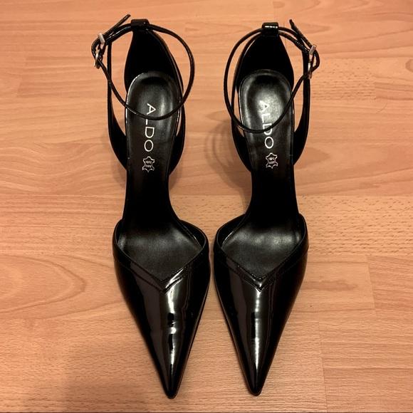 Aldo Women's Christosa Patent Leather Stilettos, 9